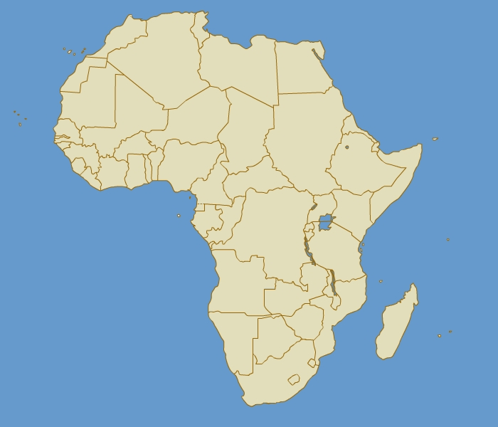 african continent map html with Cartes Afrique Africa on Where Is South Africa also Gratis 3434 Mapa Politico Africa 1995 additionally Emperor Of Black Nationalist Washitaw further Mauritania further Africa Holiday.
