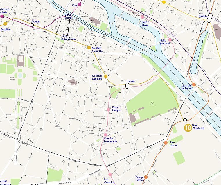 5e arrondissement de Paris — Wikipédia