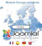 interactive d'Europe - module Joomla