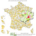 Anciens cantons de France