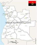 Provinces d'Angola