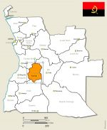 des provinces d' Angola pour Word et Excel