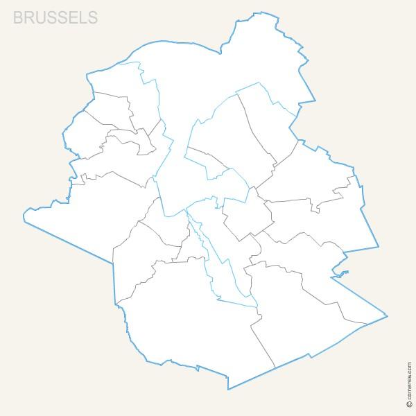 province de  Bruxelles gratuite