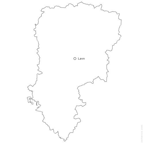 département de l'Aisne 02