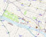 Paris 1st arrondissement map plan