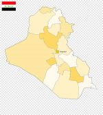 Free map of Iraq provinces ( governorates )
