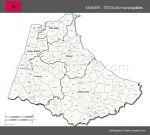 Municipalités de la région de Tanger Tétouan