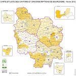 cantons de  Bourgogne