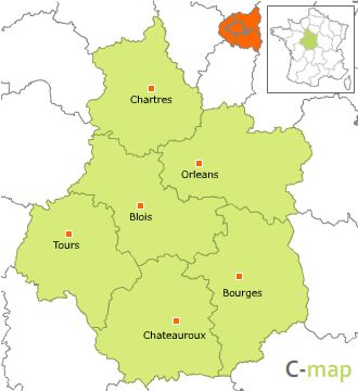 région du Centre