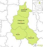 région de la Champagne-Ardenne