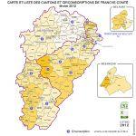 cantons de Franche-Comté