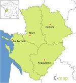 région du Poitou-Charentes
