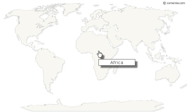 Free clickable map of the world by continent gumiabroncs Choice Image